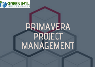 pmp primavera project management