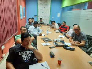 pmp training in qatar