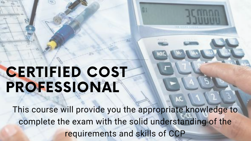 ccp certification CERTIFIED COST PROFESSIONAL