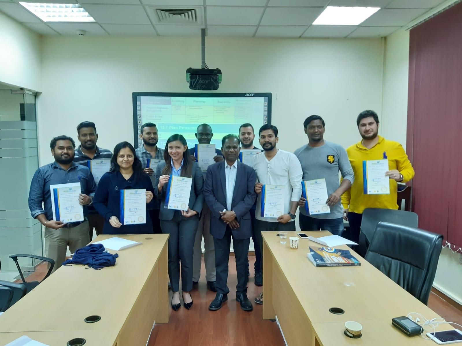pmp certification training qatar project management courses in qatar pmp courses in qatar best pmp training in Qatar