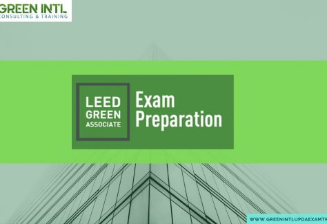 LEED Green Associate Exam Preparation Training in Chennai leed green associate exam preparation