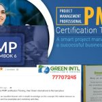 PMP CERTIFICATION TRAINING project management courses