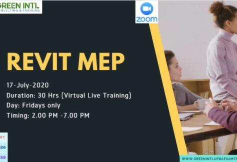 revit mep course training in qatar